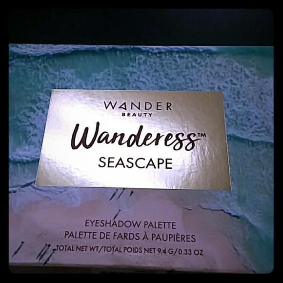 Other - Wonderess seascape eye shadow palette
